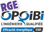 OPQIBI-RGE certification qualité bureau d'études énergétique du batiment