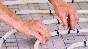 Bureau études thermiques planchers chauffant rafraichissant installation tubes be3c à Montauban - Tarn et Garonne 82