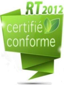 Be3c certifié conforme RT 2012 en tarn-et-garonne 82